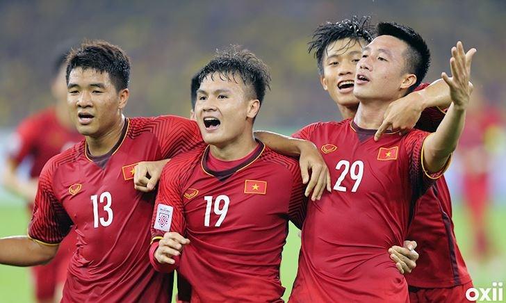 NÓNG: Tuyển Việt Nam tăng 1 bậc trên bảng xếp hạng FIFA