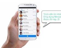 Cách trích dẫn để trả lời khi chat Messenger trên web và trên app điện thoại, anh em đã thử chưa?