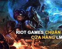 Riot Games sẽ xóa sổ một loạt trang bị của LMHT để thay thế bằng trang bị khác
