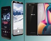 Xuất hiện concept điện thoại chất lừ của Asus trượt cả hai hướng, công nghệ âm thanh khủng
