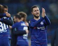 Hazard tuyên bố sẽ chơi trận cuối cùng trong màu áo Chelsea