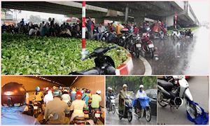 3 thói quen nguy hiểm chết người khi chạy xe dưới mưa