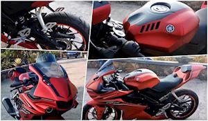 Yamaha R1M phiên bản động cơ 150cc cực độc