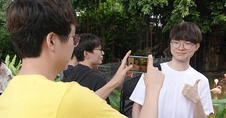 Game thu Viet Nam lieu co bo lo dieu gi khi keo nhau di san Faker hay khong