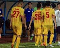 Highlights trận Than Quảng Ninh 1-1 Nam Định:  Đánh rơi chiến thắng