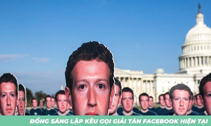 'Đừng cứ nhìn chằm chằm vào mỗi Facebook'
