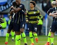 HIGHLIGHT: Ghi toàn siêu phẩm, Man City vô địch Premier League