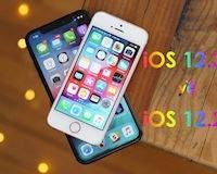 Cách hạ cấp iOS 12.3 về 12.2 cho iPhone, iPad gặp trục trặc sau khi lên phiên bản mới