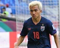 NÓNG: Chanathip hồi phục thần kỳ, sẵn sàng chạm trán Việt Nam ở King's Cup 2019