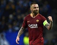 CHÍNH THỨC: De Rossi chia tay AS Roma sau 18 năm