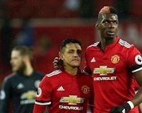 Pogba, Sanchez lại khiến phòng thay đồ M.U rối loạn
