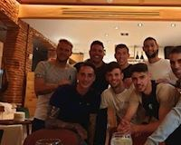 Ronaldo cảm ơn rối rít vì đội nhà trụ hạng thành công