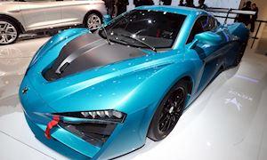 Siêu xe Arcfox GT 1.600 mã lực của Trung Quốc mạnh hơn cả Bugatti Chiron