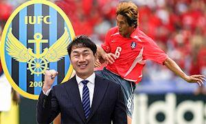 CLIP: Thầy mới của Công Phượng từng 'khuấy đảo' World Cup 2002
