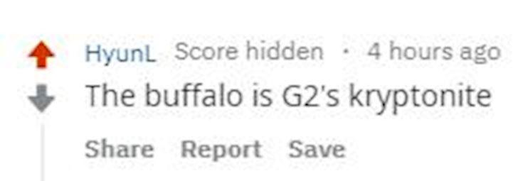 Huc bay G2 Esports cong dong quoc te khen khong ngot Phong Vu Buffalo