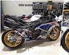 BMW S1000RR độ phanh đĩa sau kép với đồ chơi gần 300 triệu