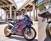 Tan chảy với Yamaha R6 độ phiên bản mới
