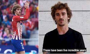 Chuyển nhượng ngày 15/5: Griezmann xác nhận rời Atletico, M.U tranh Coutinho