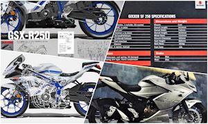 Suzuki GSX-R250 mới không ngon như fan mong đợi