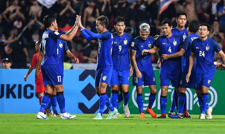 King's Cup 2019: Tuyển Thái Lan công bố danh sách sơ bộ