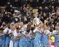 Savic và Correa ghi bàn, Lazio vô địch Cúp quốc gia Ý