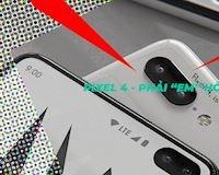 Đây là bản hoàn thiện của Google Pixel 4, đẹp hơn cả Samsung Galaxy S10?