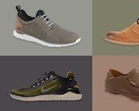 Nếu không đẹp trai và giàu thì ít nhất phải có...một đôi giày đủ chuẩn