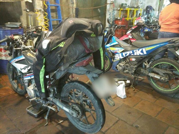 """Biker chạy tour bạo lực """"phở Hà Nội"""" Sài Gòn-Hà Nội-Sài Gòn chỉ 72 tiếng"""