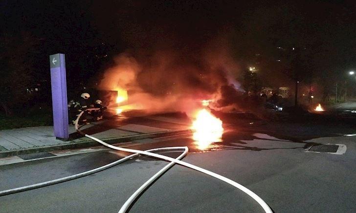Biến: Cháy ở khu vực tổ chức MSI 2019 khiến Riot Games náo loạn