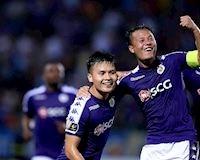 HAGL và Hà Nội FC thống trị giải thưởng tháng V.League 2019