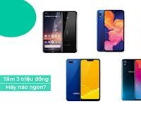 Realme C2 cùng Nokia 3.2 khuấy động phân khúc điện thoại giá rẻ dưới 3 triệu đồng