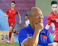 CLIP: Thầy Park định bổ sung trung vệ chất 'Tây' thay Duy Mạnh, Đình Trọng