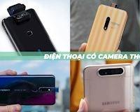 Những smartphone có camera thò thụt sành điệu hàng hiệu đáng mua cho người dùng trẻ