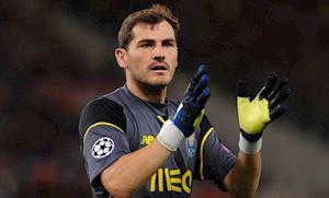 CHÍNH THỨC: Casillas chia tay bóng đá vì bệnh tim