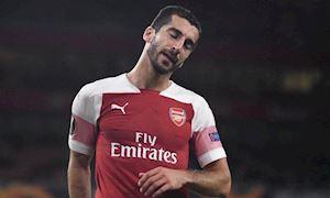 Sợ mất mạng, Mkhitaryan xin Arsenal không đá chung kết Europa League