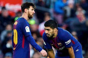 Messi 'lên đỉnh', Barca vẫn chia điểm trong ngày hạ màn La Liga