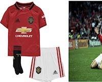 Solskjaer năm 1999 là cảm hứng cho áo đấu mùa tới của Man Utd