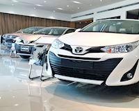 Bảng giá xe ô tô Toyota tháng 10/2019 mới nhất