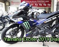 Yamaha Exciter Monster Energy ra mắt phiên bản lấy cảm hứng từ xe đua YZR-M1