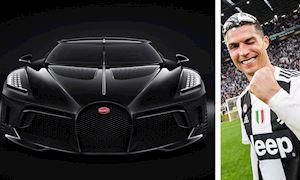 Cristiano Ronaldo chi 440 tỷ mua siêu xe đắt hất thế giới