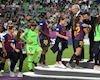 Barca nữ bất lực 'sửa sai' cho Messi và đồng đội ở Champions League