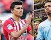Man City và Atletico trao đổi 'hàng nóng' cho nhau