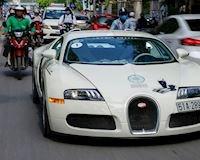 Siêu xe Bugatti Veyron của ông Đặng Lê Nguyên Vũ bất ngờ tái xuất