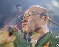 Thầy Park và chuyện tuyển Việt Nam 11 năm không thắng Thái Lan