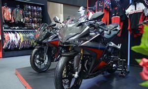 Honda CBR250RR H2C phiên bản độ Carbon chính hãng