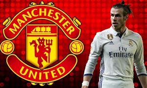 Lộ diện siêu đội hình của M.U khi kích nổ bom tấn Gareth Bale
