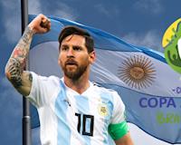 Đội hình Argentina dự Copa America: Messi và những người bạn, không Icardi