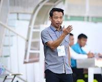 Đội Quảng Nam thay tướng mong đổi vận tại V.League