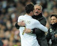 Vì sao Ronaldo muốn tái hợp Mourinho ở Juventus?