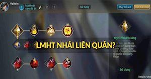 Cộng đồng game thủ nói Ngọc Tái Tổ Hợp của LMHT là